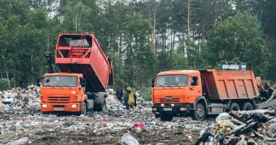 мусоровозы