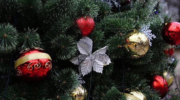 20‑метровую ель с тысячей украшений установят на центральной площади Ступина на Новый год
