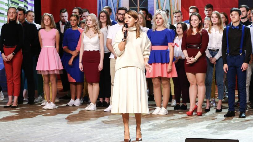 Наталья Виртуозова открыла Кубок КВН губернатора Подмосковья