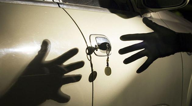 В Люберцах арестовали угонщика автомобиля