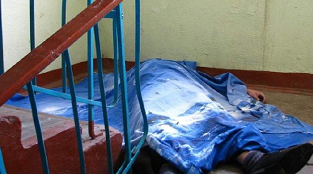 В Солнечногорске в подъезде жилого дома обнаружен труп мужчины