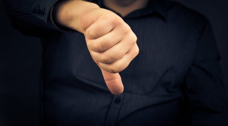 палец_вниз