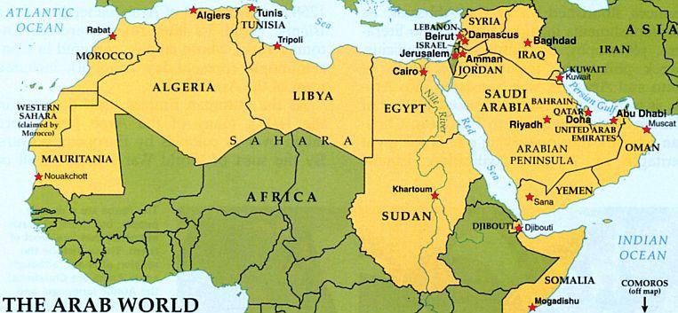 Около 40 компаний Подмосковья поставляют свою продукцию в арабские страны