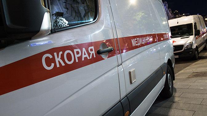 Мужчину с ножевым ранением госпитализировали в больницу Люберец