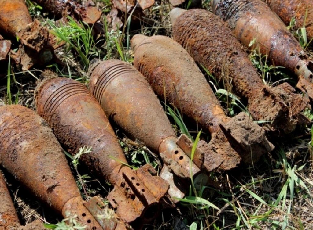 В Рузском округе и на территории завода Mercedes найдены боеприпасы времен ВОв