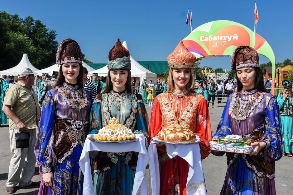 Национальный праздник Сабантуй пройдет в Домодедове 16 июня
