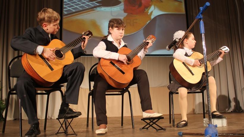 Более тысячи юных артистов приняли участие в гала-концерте фестиваля «Юные таланты» в Подольске