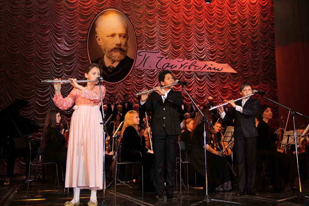 Международный фестиваль им. П. И. Чайковского пройдет в Клину в июне