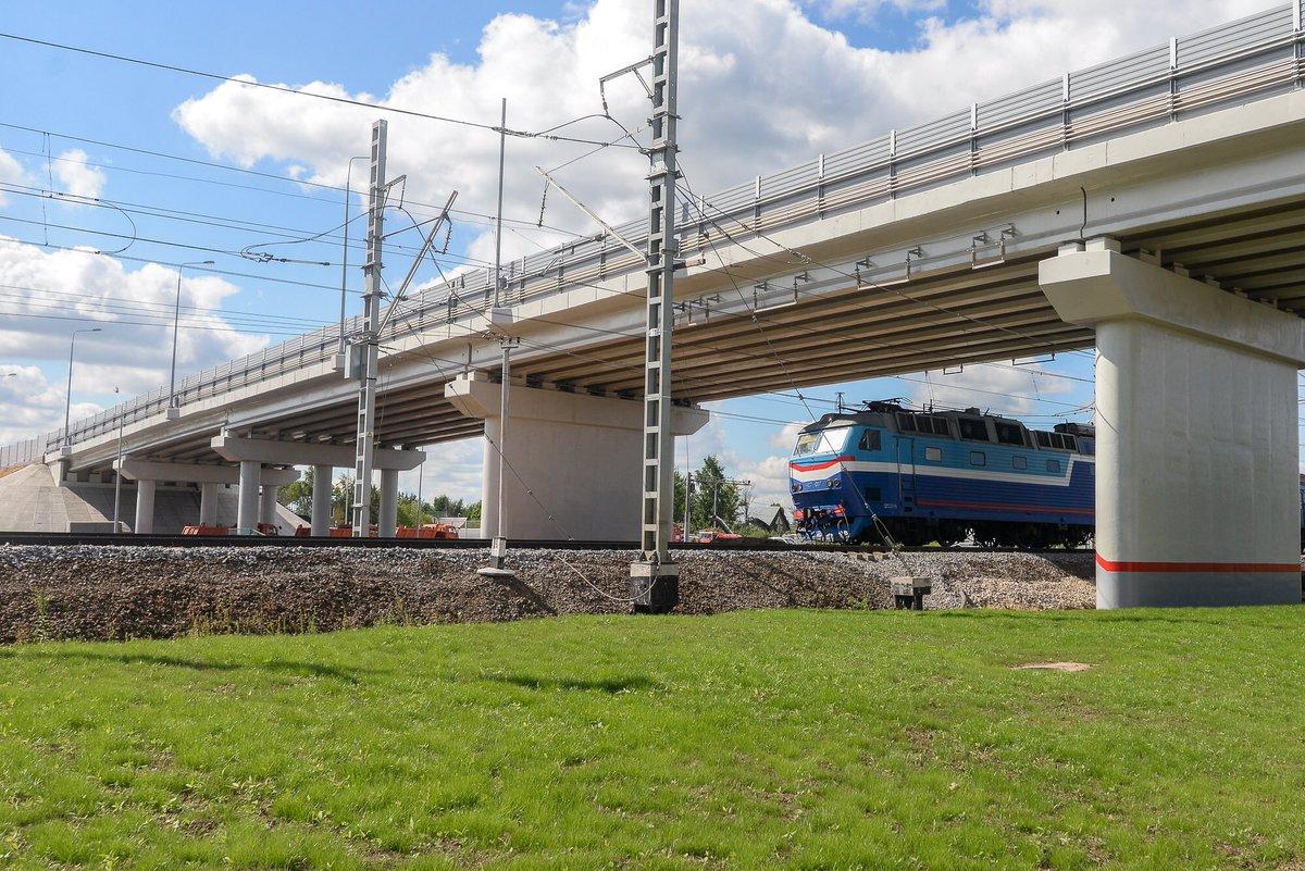 Путепровод в Дедовске: проблема с выездом из города будет решена
