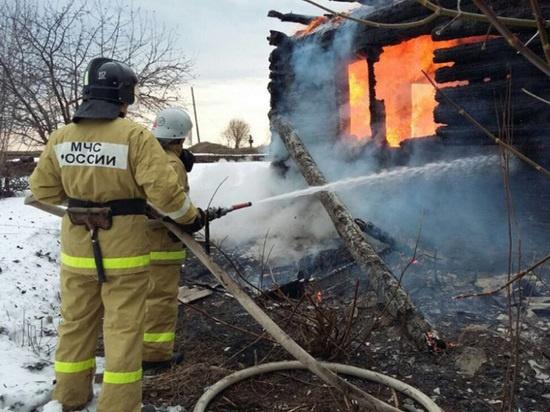 В Жуковском при пожаре погибла мать пятерых детей