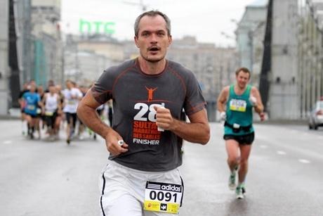 Ультрамарафонец Ерохин установит рекорд по скандинавской ходьбе в Подмосковье в пятницу