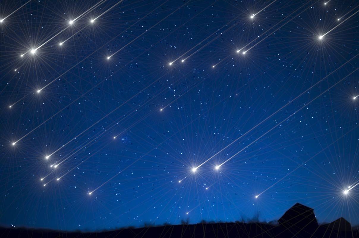 Жители Московской области увидят этой весной самые яркие метеориты