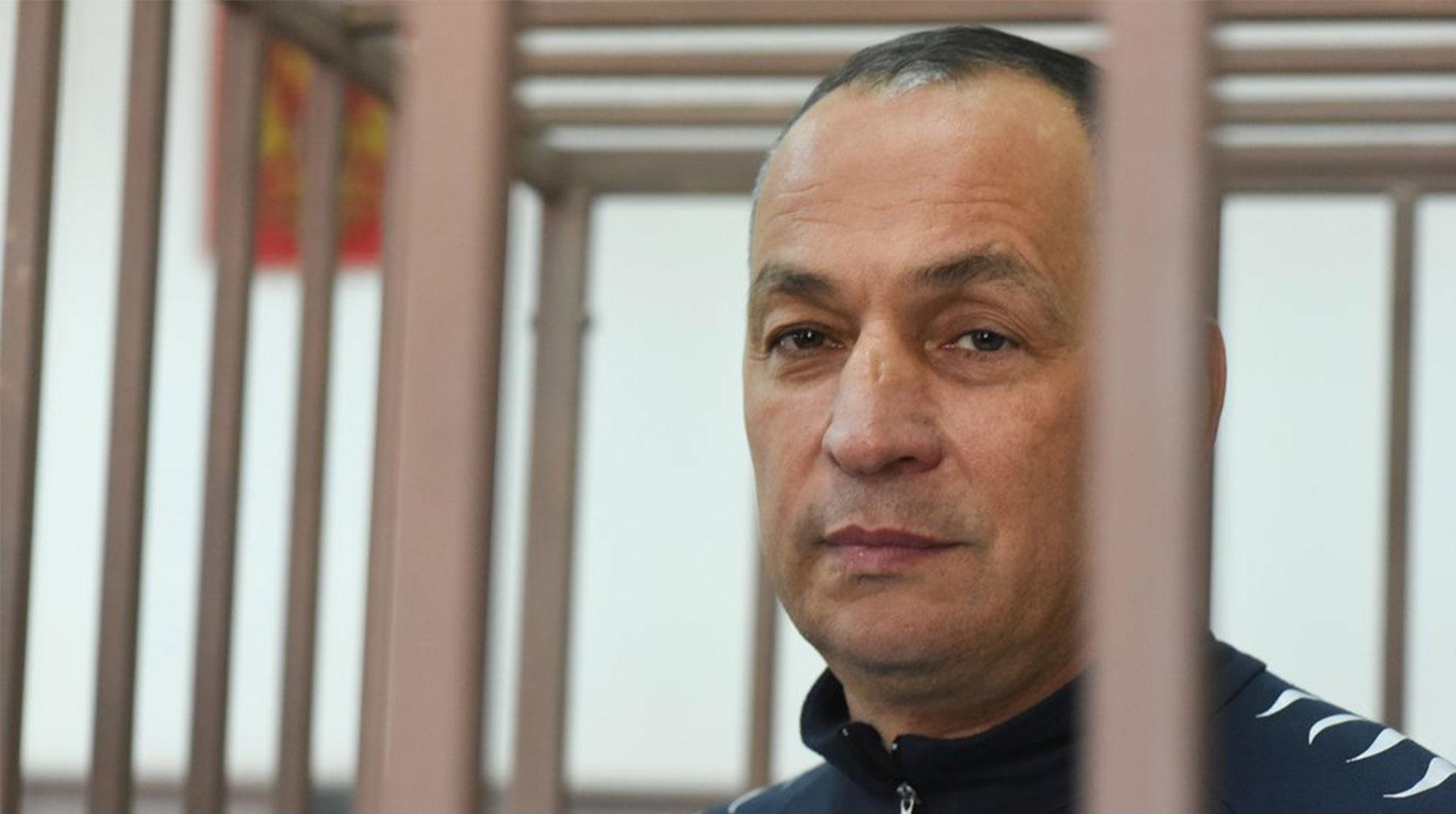 Суд Москвы продлил до 13 июня арест экс‑главе Серпуховского района Шестуну