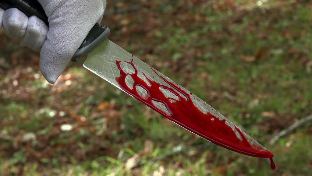 Пенсионер ранил ножом знакомого в ходе пьяной ссоры в Сергиево‑Посадском округе