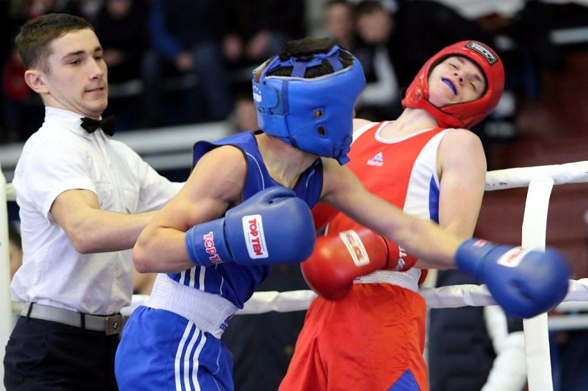 Всероссийские соревнования по боксу среди юношей пройдут в Люберцах с 28 мая
