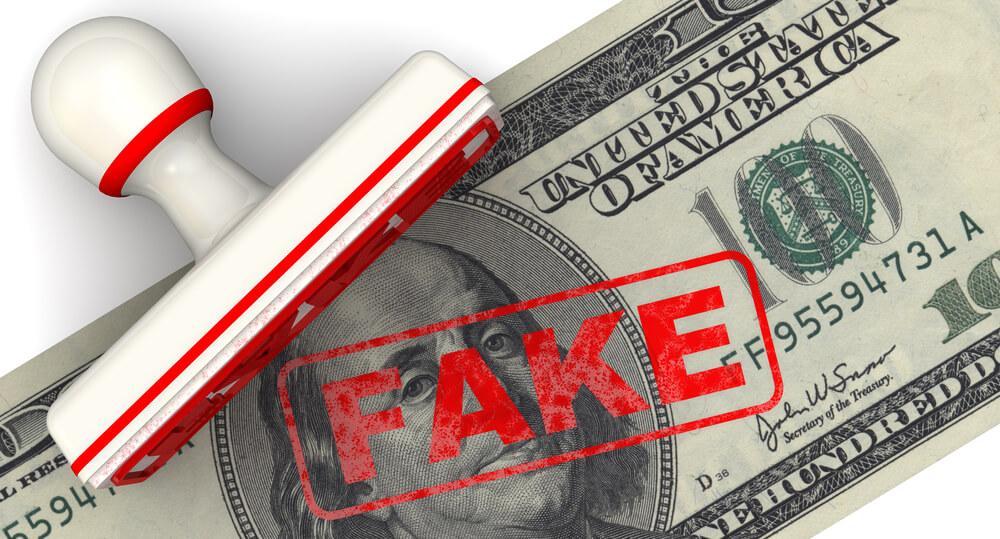 Сбытчика фальшивых долларов задержали в Егорьевске