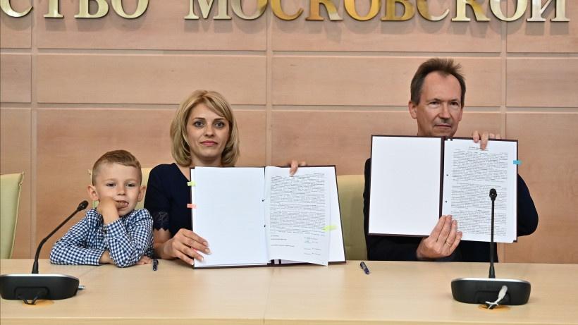 До конца года 30 дольщиков Звенигородского ЖК «Квартал» смогут отпраздновать новоселье