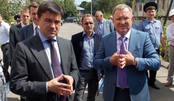 Криминальное окружение губернатора Воробьева: глава Пушкинского района Жирков обвиняется в коррупции