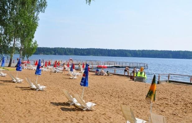 В Подмосковье проверили чистоту и благоустройство 132 пляжей с начала года