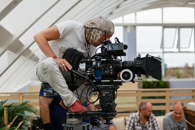 Подмосковный Серпухов стал съемочной площадкой для кинофильма «День города»