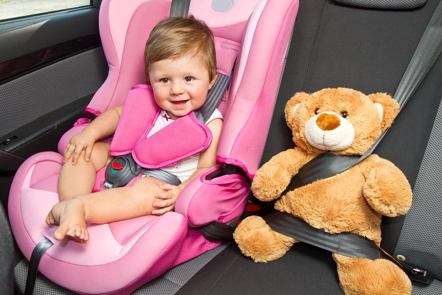 У жителей Серпухова проверят наличие детских кресел в автомобилях