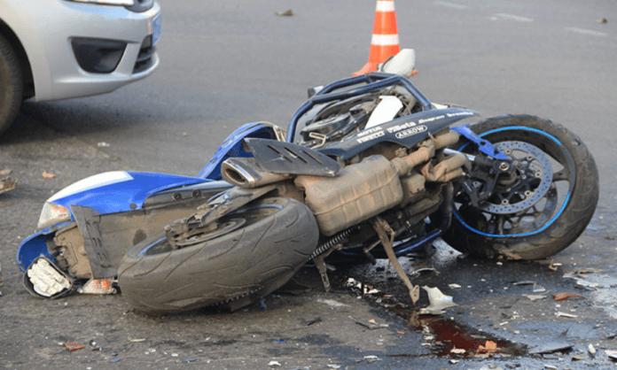Мотоциклист погиб в ДТП в городском округе Истра