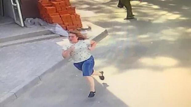 В Протвино девушка среди бела дня ограбила пенсионерку