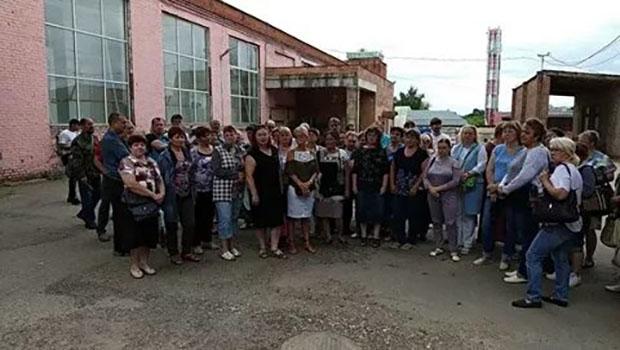 Работники хлебозавода в Сергиевом Посаде объявили сухую голодовку